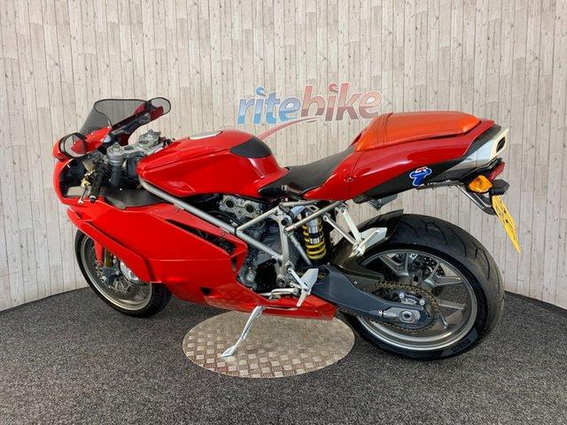 DUCATI 749 at Rite Bike