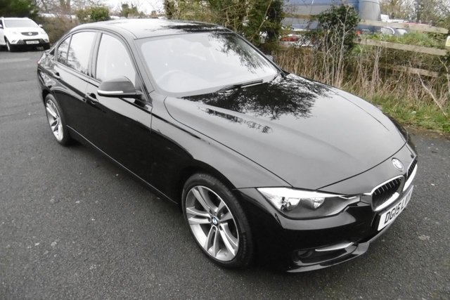 USED 2015 15 BMW 3 SERIES 2.0 320D SPORT 4d 184 BHP