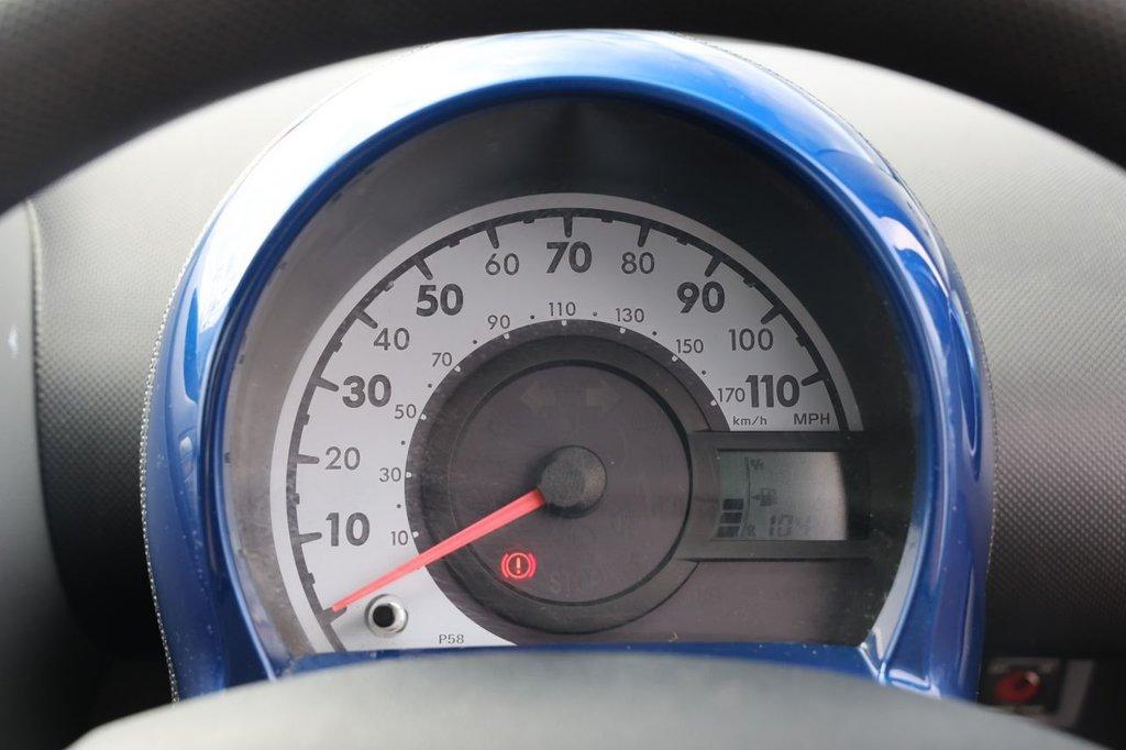 USED 2008 08 TOYOTA AYGO 1.0 BLUE VVT-I 5d 68 BHP