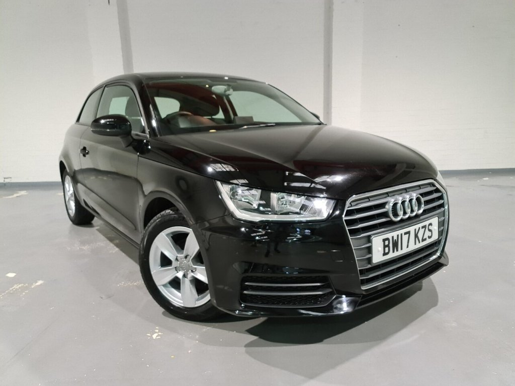 USED 2017 17 AUDI A1 1.0 TFSI SE 3d 93 BHP Cruise control, Multifunction steering wheel, DAB Radio, 2 Keys, Nationwide AA warranty included AA approved dealership, AA Breakdown cover and AA nationwide warranty included, Fully HPI checked and clear, Part exchange welcome, 1 owner & Full Main Dealer history
