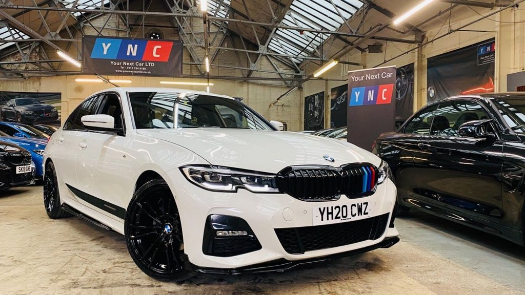USED 2020 20 BMW 3 SERIES 2.0 320i M Sport Auto (s/s) 4dr PERFORMANCEKIT+20S+G20!!