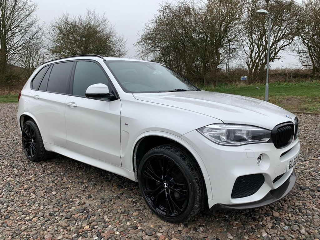USED 2016 66 BMW X5 3.0 XDRIVE30D M SPORT 5d 255 BHP Free Next Day Nationwide Delivery