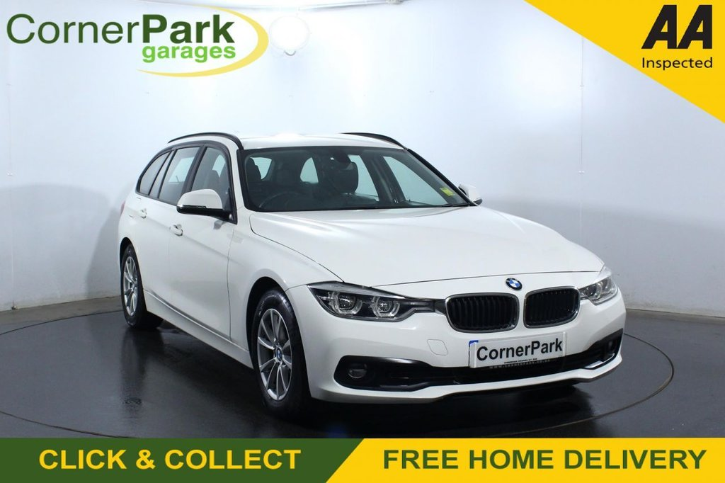 USED 2017 17 BMW 3 SERIES 2.0 320D ED PLUS TOURING 5d 161 BHP