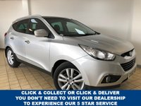 USED 2010 60 HYUNDAI IX35 2.0 PREMIUM CRDI 4WD 5dr 5 Seat Family SUV 4x4 Massive High Spec and Great Value for Money Excellent Service History
