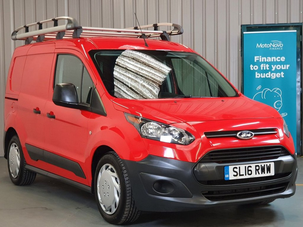USED 2016 16 FORD TRANSIT CONNECT 1.5 220 P/V 74 BHP