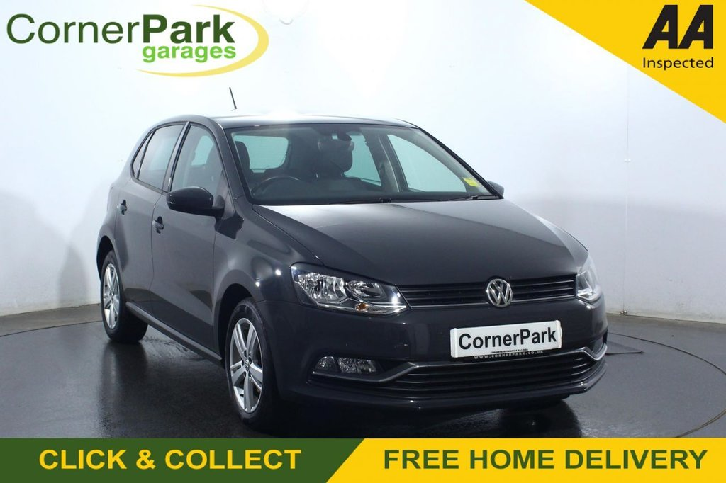 USED 2017 67 VOLKSWAGEN POLO 1.0 MATCH EDITION 5d 74 BHP