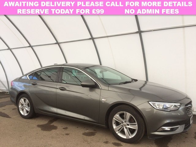 View our VAUXHALL INSIGNIA GRAND SPORT