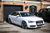 USED 2013 N AUDI A4 1.8 TFSI BLACK EDITION S/S 4d 118 BHP