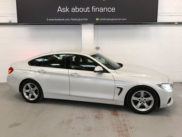 USED 2016 16 BMW 4 SERIES 2.0 420D SE GRAN COUPE 4d 188 BHP