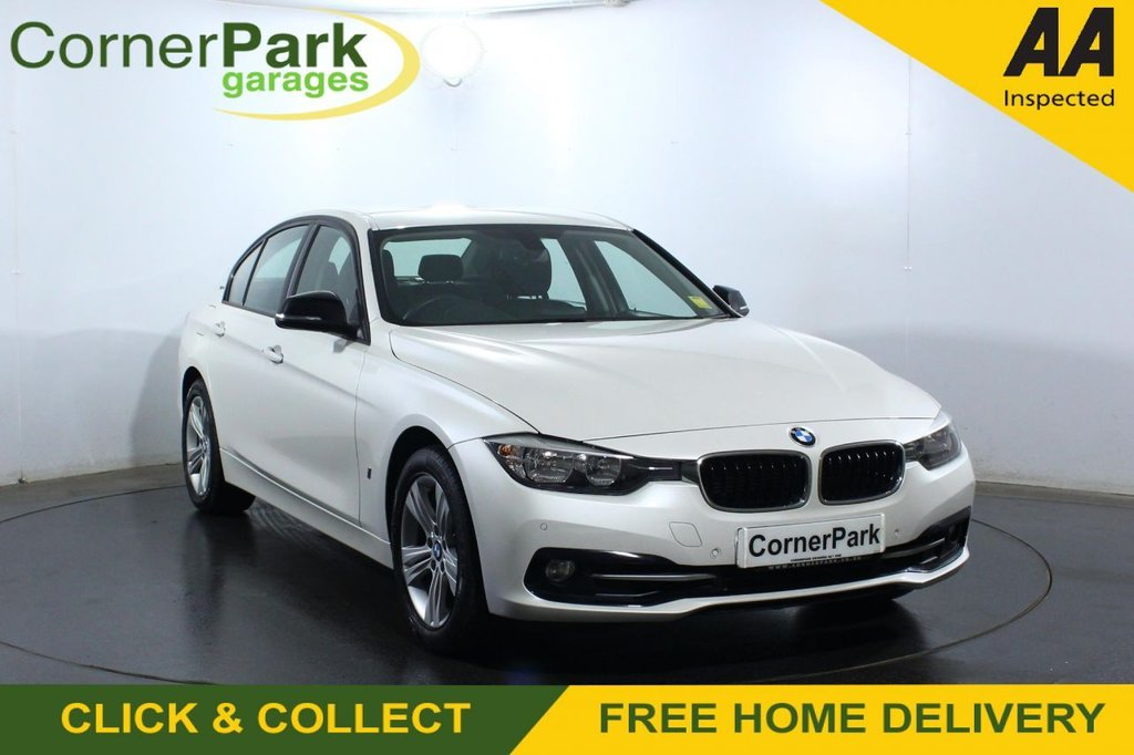 USED 2017 17 BMW 3 SERIES 2.0 330E SPORT 4d 181 BHP