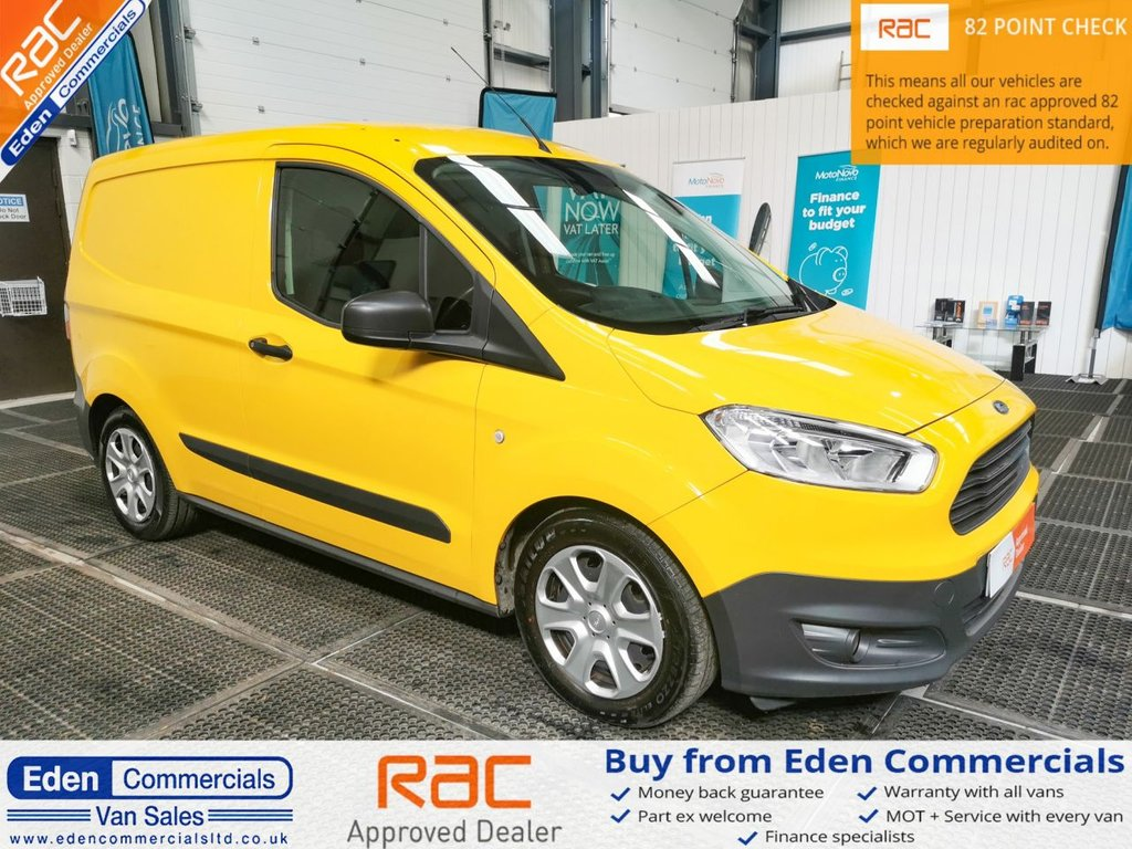 USED 2015 65 FORD TRANSIT COURIER 1.6 TREND TDCI * AIR CON + DAB RADIO *