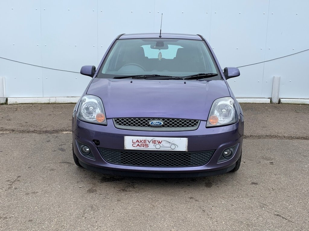 USED 2007 07 FORD FIESTA 1.4 ZETEC CLIMATE 16V 5d 80 BHP