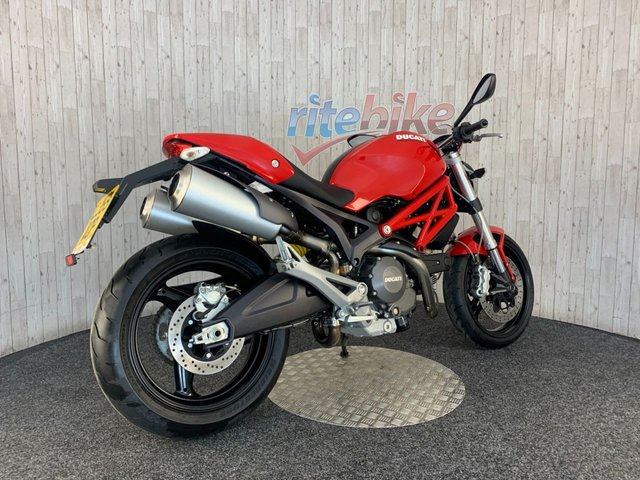 DUCATI MONSTER 696 at Rite Bike