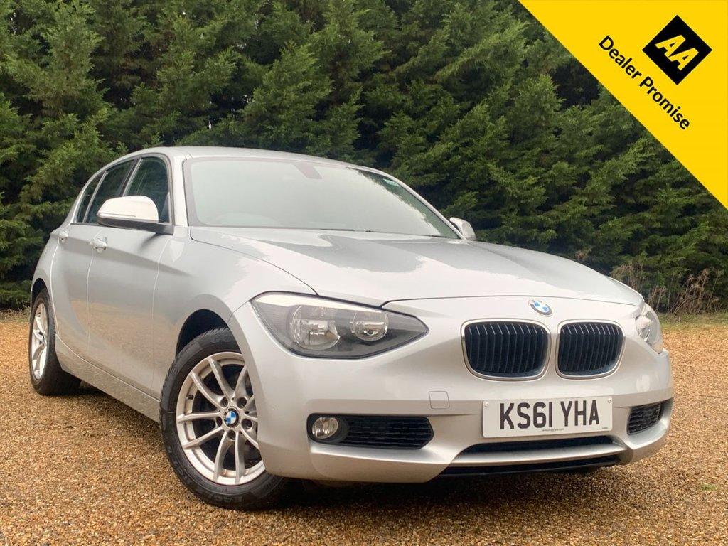 USED 2011 61 BMW 1 SERIES 1.6 118I SE 5d 168 BHP