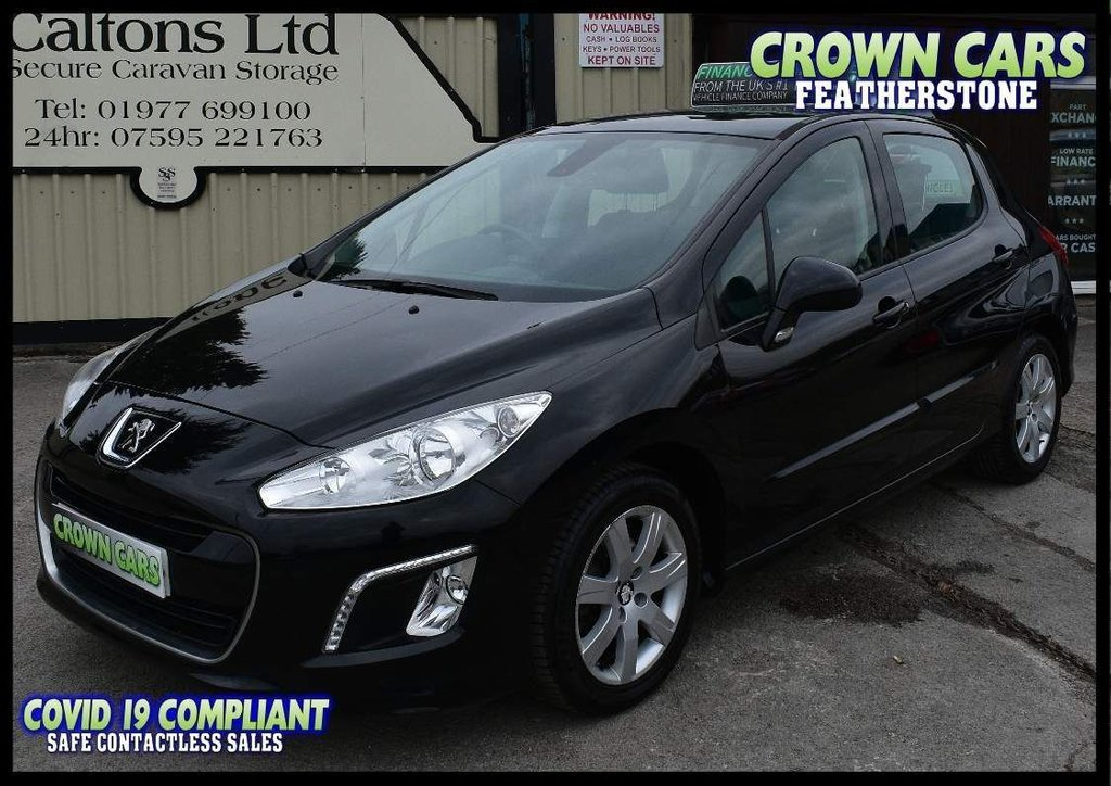 USED 2013 13 PEUGEOT 308 1.6 HDi Active 5dr BEAUTIFUL LOW MILEAGE EXAMPLE