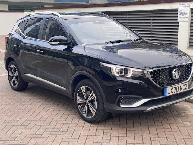 2020 70 MG MG ZS 0.0 EXCLUSIVE 5d 141 BHP