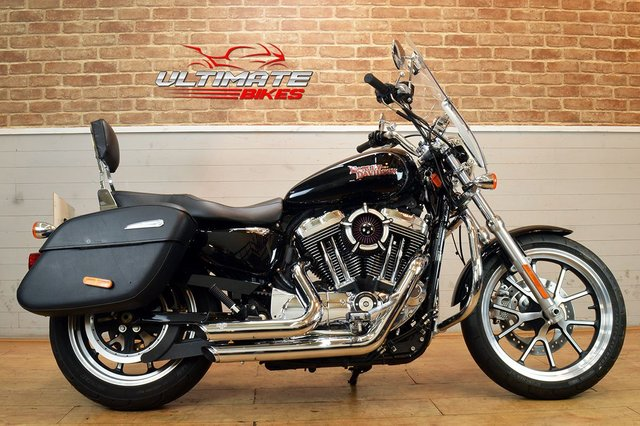 USED 2015 15 HARLEY-DAVIDSON XL 1200 T SUPERLOW SPORTS  - FREE DELIVERY AVAILABLE