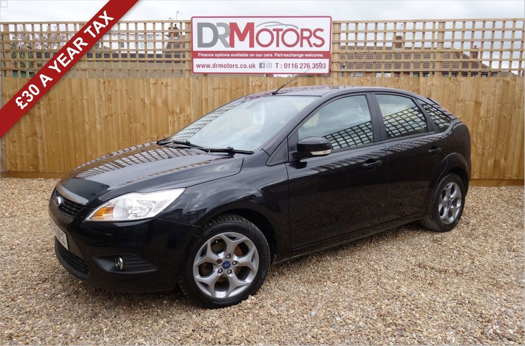 USED 2011 61 FORD FOCUS 1.6 SPORT TDCI 5d 107 BHP *** 6 MONTHS NATIONWIDE GOLD WARRANTY ***