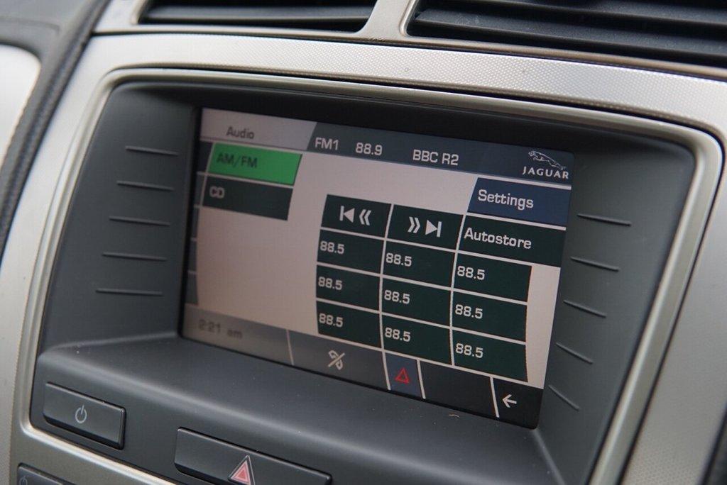 USED 2007 56 JAGUAR XK 4.2 COUPE 2d 294 BHP