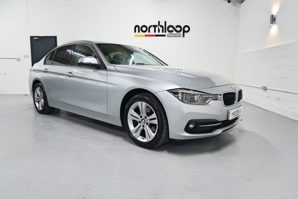 USED 2016 BMW 3 SERIES 320d xDrive Sport 4dr Step Auto
