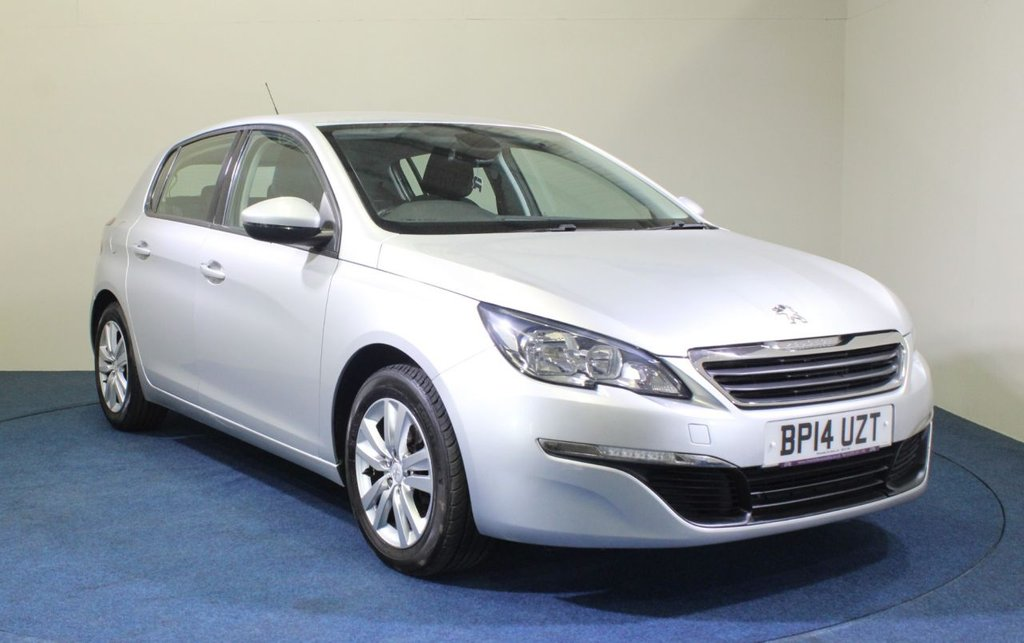USED 2014 14 PEUGEOT 308 1.2 E-THP ACTIVE 5d 130 BHP