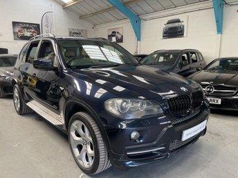 2007 BMW X5 3.0 D Dynamic Package 7STR 5d 232 BHP £8490.00