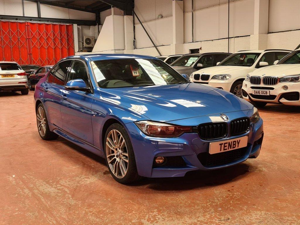 USED 2015 65 BMW 3 SERIES 3.0 330D XDRIVE M SPORT 4d AUTO 255 BHP