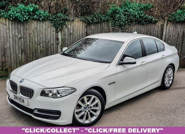 2014 14 BMW 5 SERIES 2.0 520D SE 4d 181 BHP