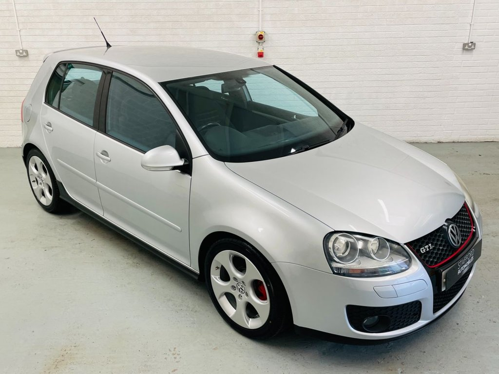 USED 2006 06 VOLKSWAGEN GOLF 2.0 GTI 5d 197 BHP 1 OWNER FROM NEW, FVWSH, XENONS, FINANCE AVAILABLE