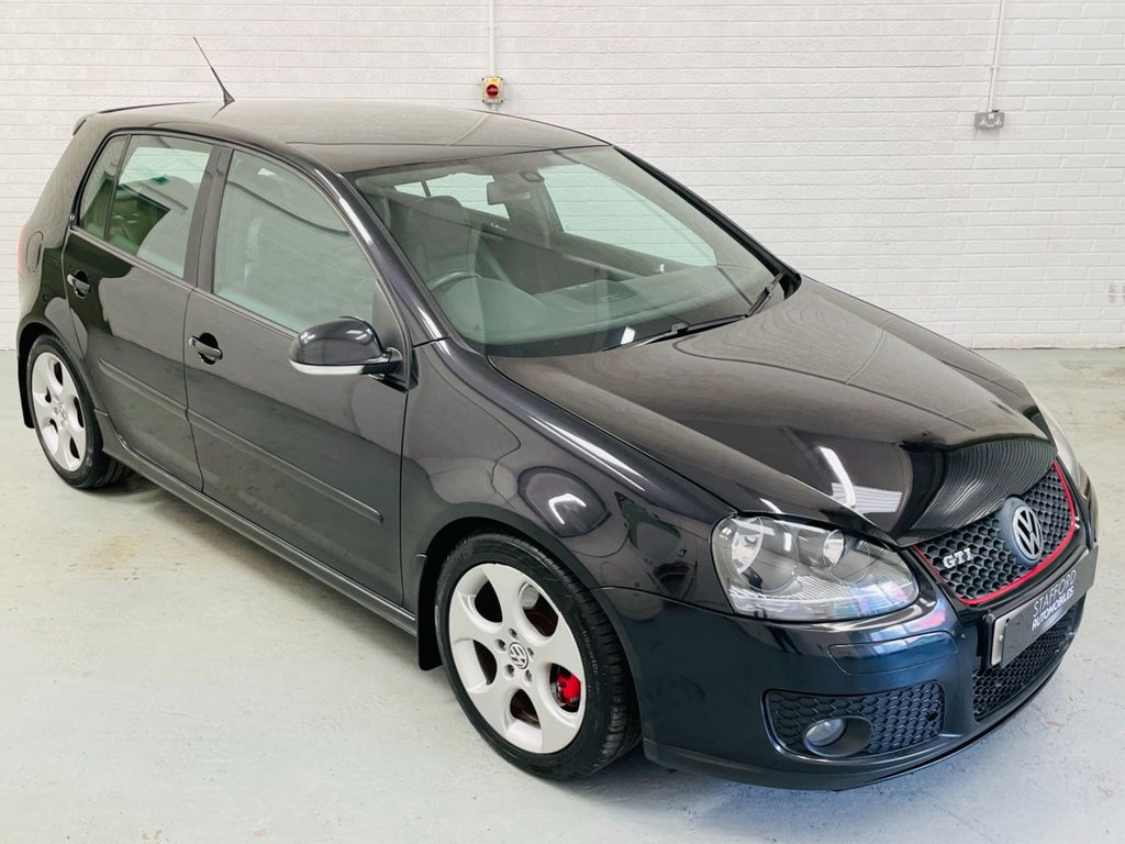 USED 2008 08 VOLKSWAGEN GOLF 2.0 GTI 5d 197 BHP 1 FORMER KEEPER FROM NEW! HEATED LEATHER, FINANCE AVAILABLE
