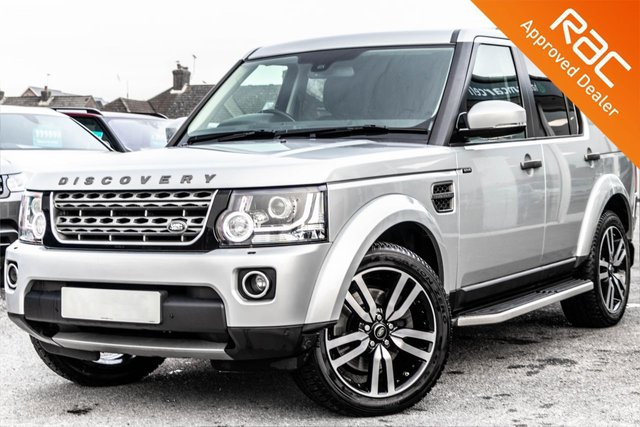 2016 16 LAND ROVER DISCOVERY 4 3.0 SDV6 COMMERCIAL SE 255 BHP 5 SEATER LOW-MILES