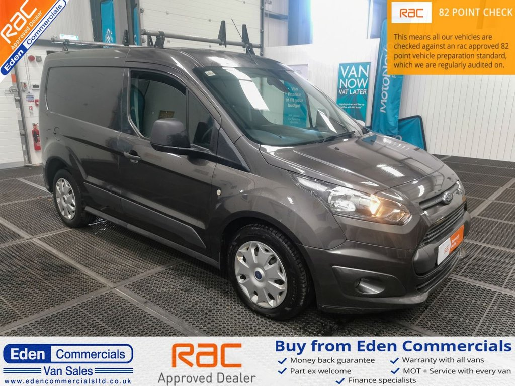 USED 2016 16 FORD TRANSIT CONNECT 1.6 220 TREND * NO VAT TO ADD *