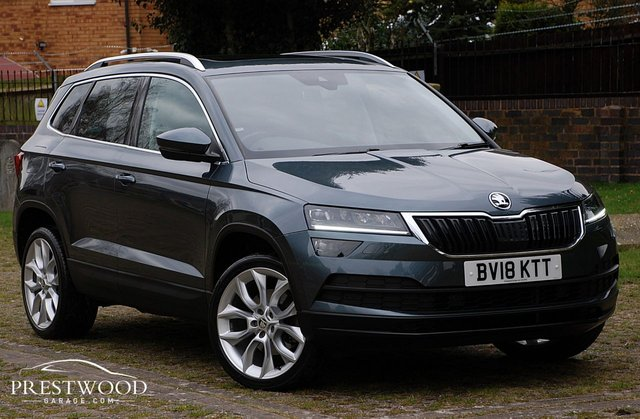 2018 18 SKODA KAROQ 1.5 TSI EDITION DSG [150 BHP] 5 DOOR ESTATE