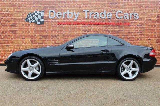 MERCEDES-BENZ SL at Derby Trade Cars