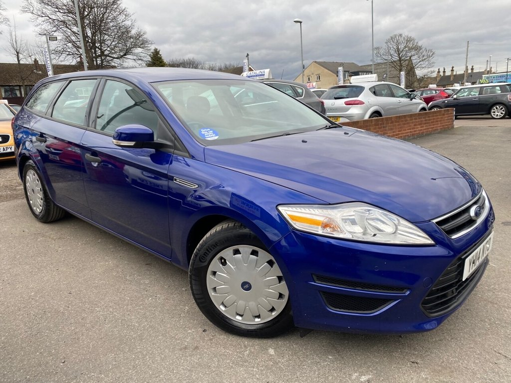 USED 2014 14 FORD MONDEO 1.6 EDGE TDCI 5d 114 BHP