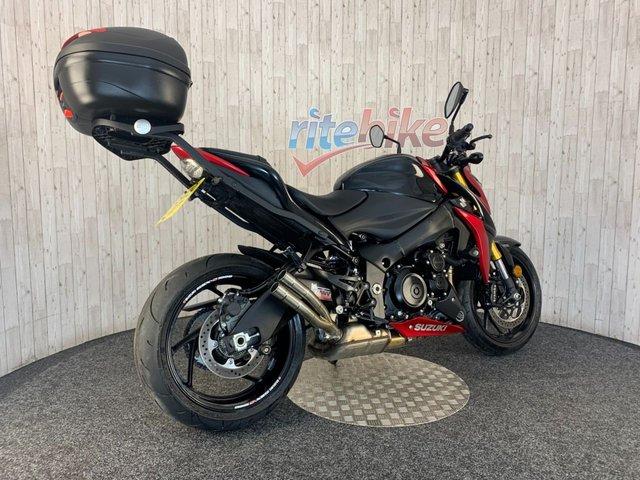 SUZUKI GSX-S1000 at Rite Bike