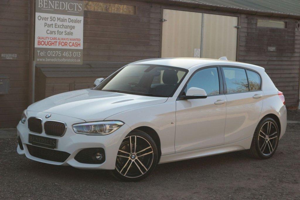 USED 2019 19 BMW 1 SERIES 1.5 118I M SPORT 5d 134 BHP