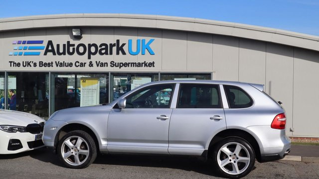 USED 2008 08 PORSCHE CAYENNE 3.6 TIPTRONIC S 5d 291 BHP . COMES USABILITY INSPECTED WITH 30 DAYS USABILITY WARRANTY + LOW COST 12 MONTHS ESSENTIALS WARRANTY AVAILABLE ONLY £299 (VANS AND 4X4 £299) DETAILS ON REQUEST. ALWAYS DRIVING DOWN PRICES . BUY WITH CONFIDENCE . OVER 1000 GENUINE GREAT REVIEWS OVER ALL PLATFORMS FROM GOOD HONEST CUSTOMERS YOU CAN TRUST .