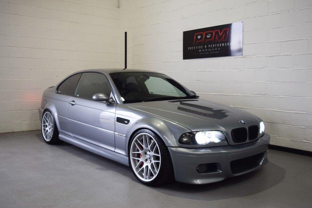 USED 2003 M BMW M3 3.2 M3 2d 338 BHP