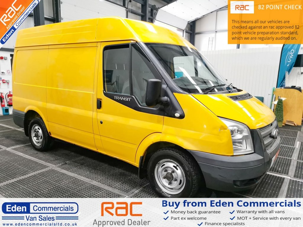 USED 2013 13 FORD TRANSIT 2.2 300