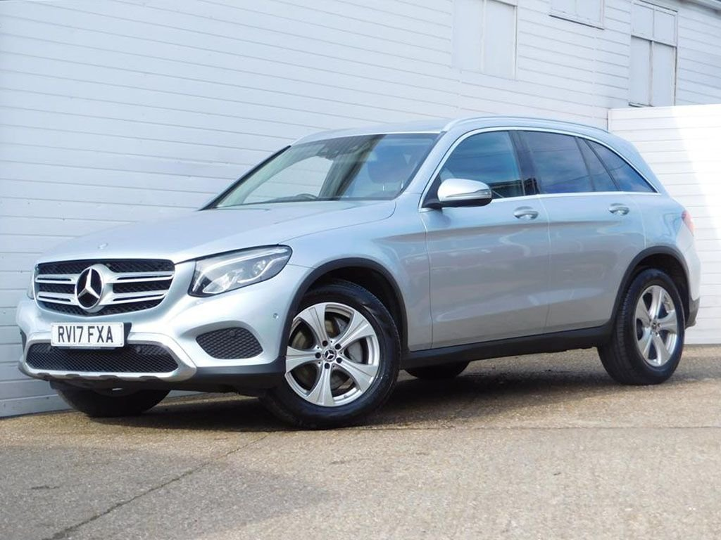 USED 2017 17 MERCEDES-BENZ GLC-CLASS 2.1 GLC 220 D 4MATIC SPORT 5d 168 BHP Buy Online Moneyback Guarantee