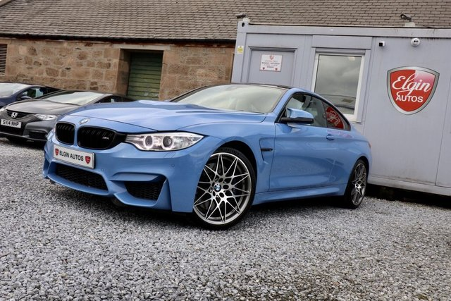 2016 66 BMW M4 Competition Package 3.0 DCT 2dr ( 450 bhp )