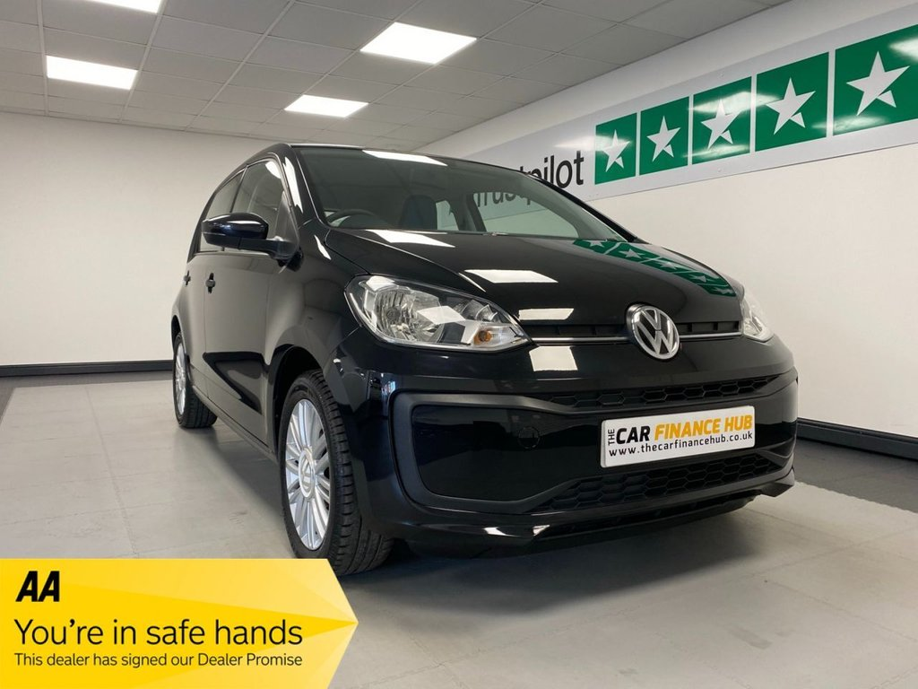 USED 2017 17 VOLKSWAGEN UP 1.0 MOVE UP 5d 60 BHP