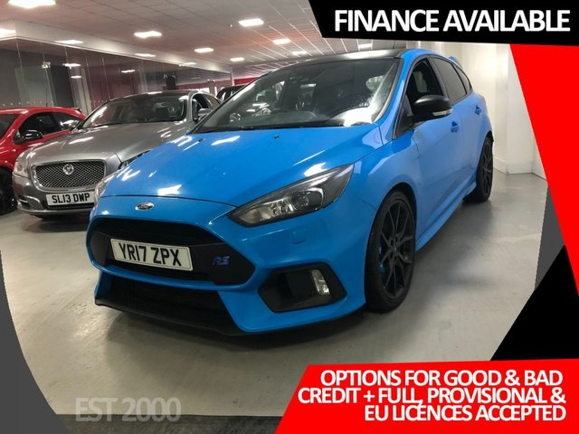 2017 17 FORD FOCUS 2.3 RS 5d 346 BHP