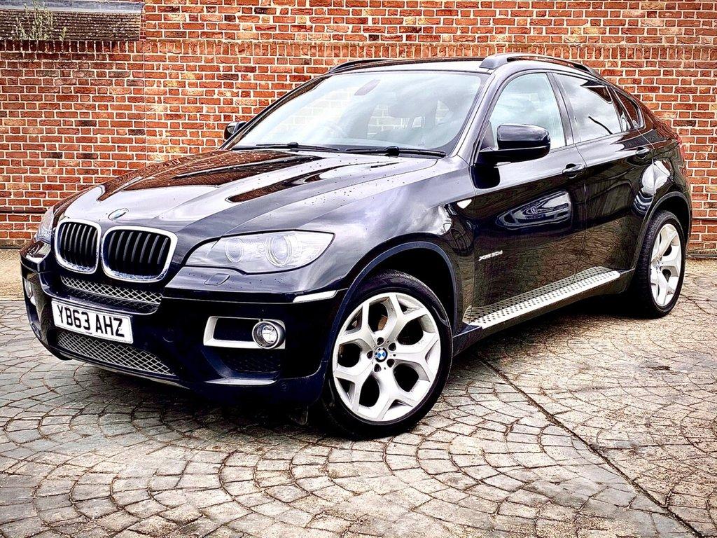 USED 2013 63 BMW X6 3.0 XDRIVE30D 4d 241 BHP