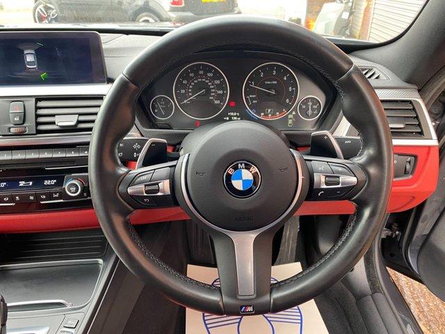 USED 2018 BMW 4 SERIES 2.0 420D M SPORT GRAN COUPE 4d 188 BHP M PERFORMANCE BODY KIT