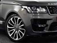 USED 2018 67 LAND ROVER RANGE ROVER 4.4 SD V8 Autobiography Auto 4WD (s/s) 5dr £13k Extra's, SVO Design Pack