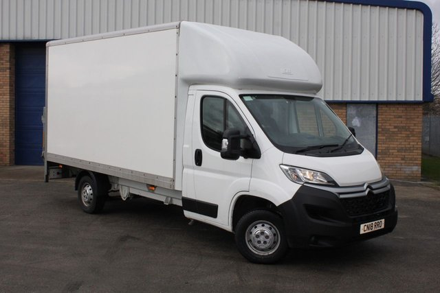 View our CITROEN RELAY 35 L3H2 ENTERPRISE HDI