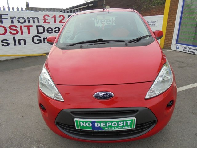 USED 2014 64 FORD KA 1.2 EDGE 3d 69 BHP **BOOK YOUR TEST DRIVE NOW **