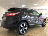 USED 2017 17 NISSAN QASHQAI 1.5 N-CONNECTA DCI 5d 5 Seat Family SUV now Ready to Finance and Drive Away Today 1 Former Keeper